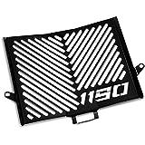 Protections radiateur KTM 1190 Adventure/ R 13-16 Inox noir logo