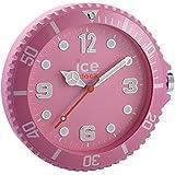 Ice-Clock Wall Clock, Pink