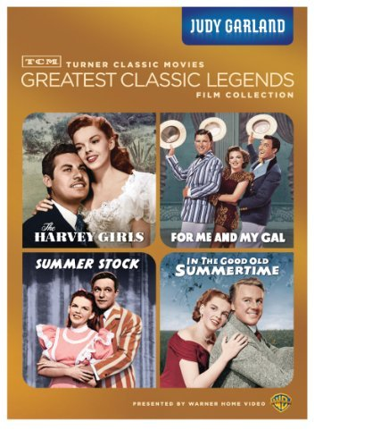 TCM Greatest Classics Legends: Judy Garland (The Harvey Girls / For Me and My Gal / Summer Stock / In The Good Old Summertime) by Judy Garland