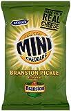 Jacob's Mini Cheddars Branston Pickle Grab Bag 50g case of 6