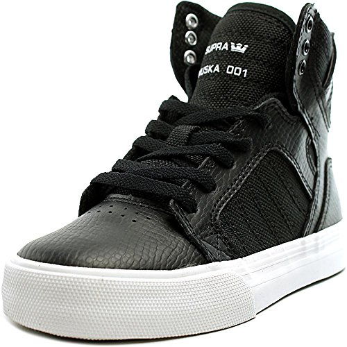 Supra - Supra, sneakers a collo alto  da uomo Black
