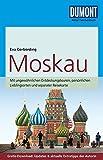 DuMont Reise-Taschenbuch Reiseführer Moskau: mit Online-Updates als Gratis-Download - Eva Gerberding