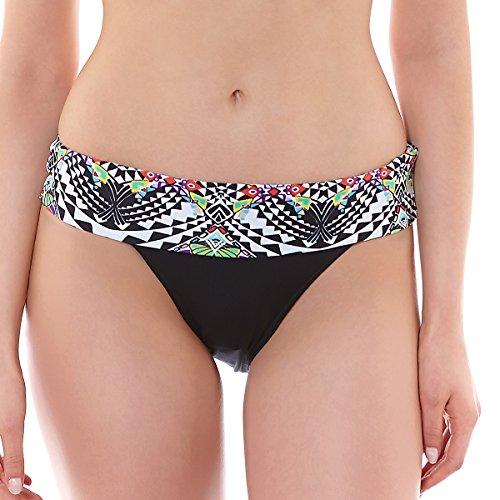 Freya - Zodiac - Bikini-Slip mit Umschlag - Multi, Größe M, Farbe Multi -