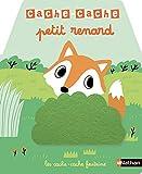 Cache-cache petit renard - Livre matière - éveil - Dès 6 mois