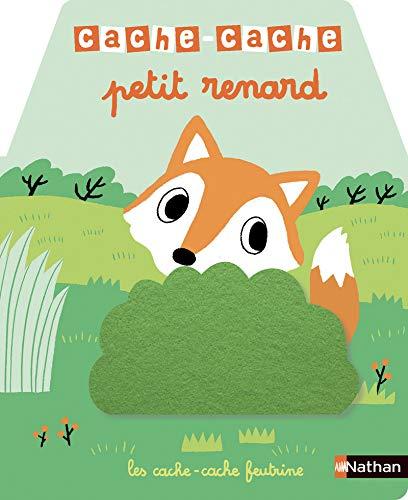 Cache-cache petit renard (Les cache-cache feutrine)