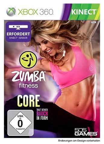 Zumba fitness core : tanz
