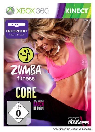 Zumba Fitness Core (Kinect) - [Xbox 360] (Für Zumba Kinect)