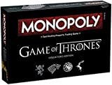 "Game of Thrones ""Game of Thrones"" Monopoly Board Game"