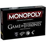 """Game of Thrones """"Game of Thrones"""" Monopoly Board Game"""