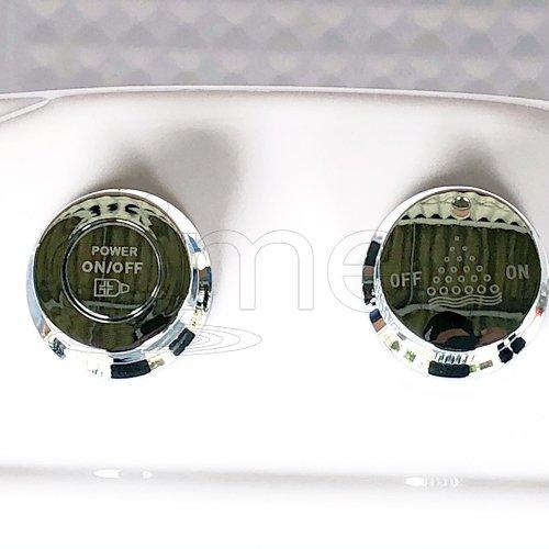 "OimexGmbH Design Whirlpool ""Gloria"" exklusiv 172 x 62 x 80 cm - 4"