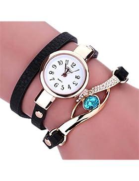Vovotrade Damen Uhren Diamant Wr
