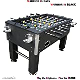 Play In The City Wooden Foosball /Soccer Table - Warrior Series with '2' Cup Holders (TIFS - 019)