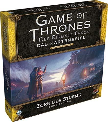 Game of Thrones LCG Zorn des Sturms Erweiterung