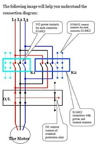 electric motors-control diagram (self-starter university) by [barbu, cornel