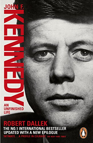 jfk an unfinished life