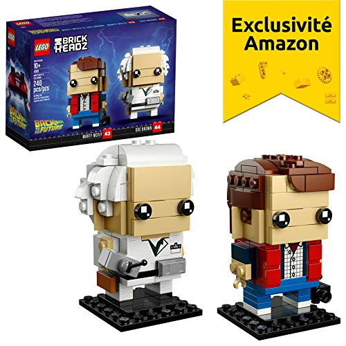 Le jeu Lego Marty McFly & Doc Brown