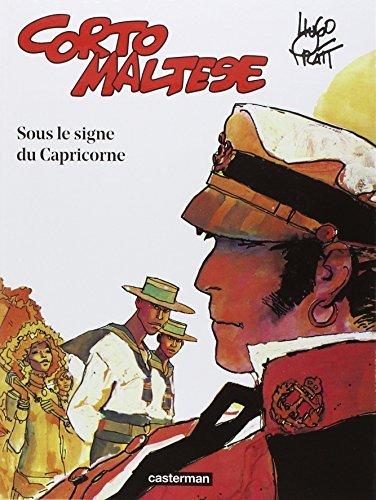 Corto Maltese Couleur, Tome 2 : Sous le signe du Capricorne (Nouvelle édition 2015) de Pratt Hugo ( 17 juin 2015 )