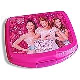 Lounch Box Porta Merenda Violetta Disney Friends Asilo Elementari Idea regalo V-Lovers