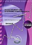 Management des systèmes d'information Énoncé: UE 5 DU DSCG...