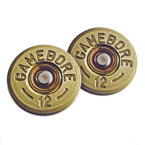 Gamebore posavasos cartucho escopeta MkII x2