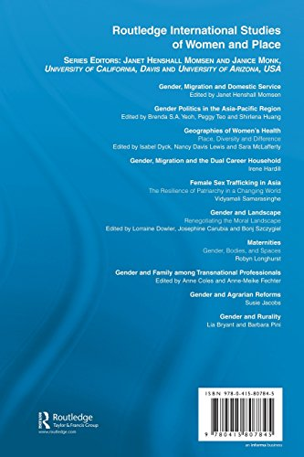 Gender and Rurality (Routledge International Studies of Women and Place)