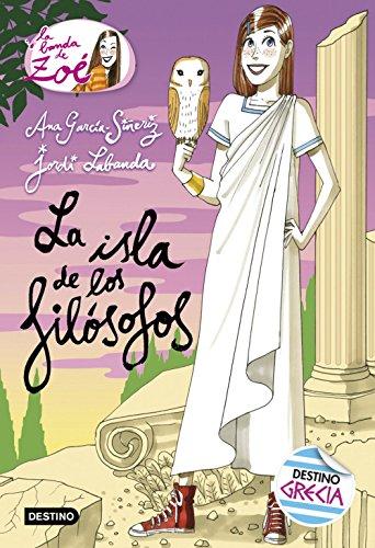 La isla de los filósofos: La Banda de Zoé 14 por Ana García-Siñeriz