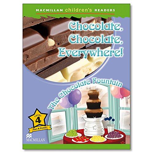 MCHR 4 Chocolate (Macmillan Children's Readers) - 9780230469228