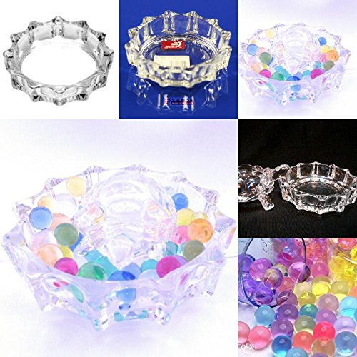Supermall New Look Crystal Finish Wealth Sign Tortoise with Plate Statue Showpiece...
