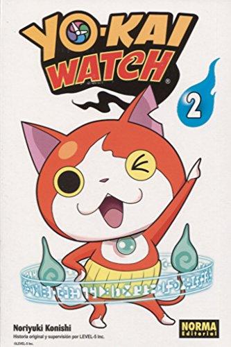 Descargar Libro Yo-Kai Watch 2 de Noriyuki Konishi