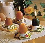 Reliefformen / Gießformen / Gipsfiguren Eierbecher