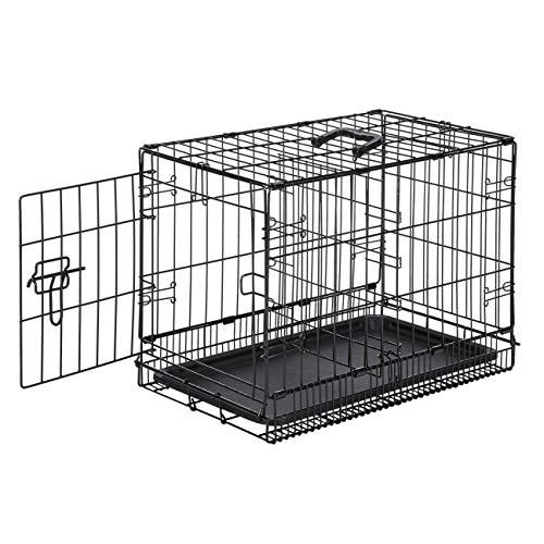 Imagen de Transportín Para Perros Amazonbasics por menos de 30 euros.