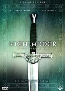 Highlander - Es kann nur einen geben (Steelbox) [Special Edition] [2 DVDs]
