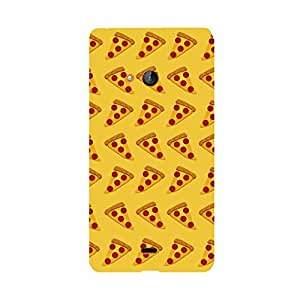Skintice Designer Back Cover with direct 3D sublimation printing for Microsoft Lumia 540