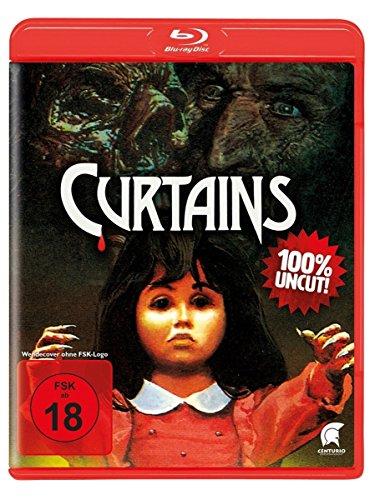 Bild von Curtains - Wahn ohne Ende [Blu-Ray]