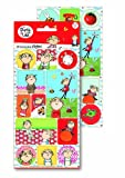 Paper Projects Charlie and Lola Design 3D Lenticular Stickers