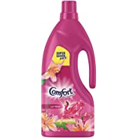 Comfort After Wash Fabric Conditioner, super saver pack Lily fresh variant for all day freshness and lasting fragrance…