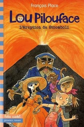 L'éruption du Stromboli