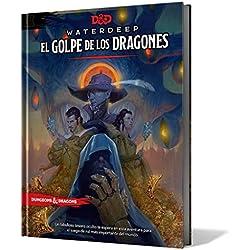 Dungeons & Dragons- Golpe de los Dragones, Color (EEWCDD08)
