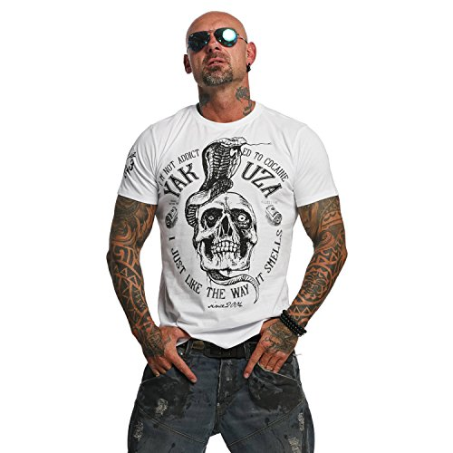 Yakuza Original Herren Addicted T-Shirt