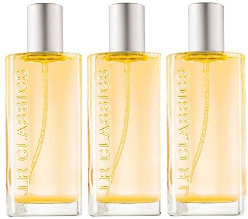 LR Classics Monaco Eau de Parfum pour Hommes (3 x 50 ml)