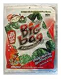 Crispy Seaweed Spicy Flavor 12 x 4g Tao Kae Noi Brand- Thai Snack