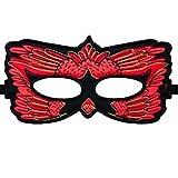 Dreamy Dress-ups Mascara Pajaro Cardenal Rojo