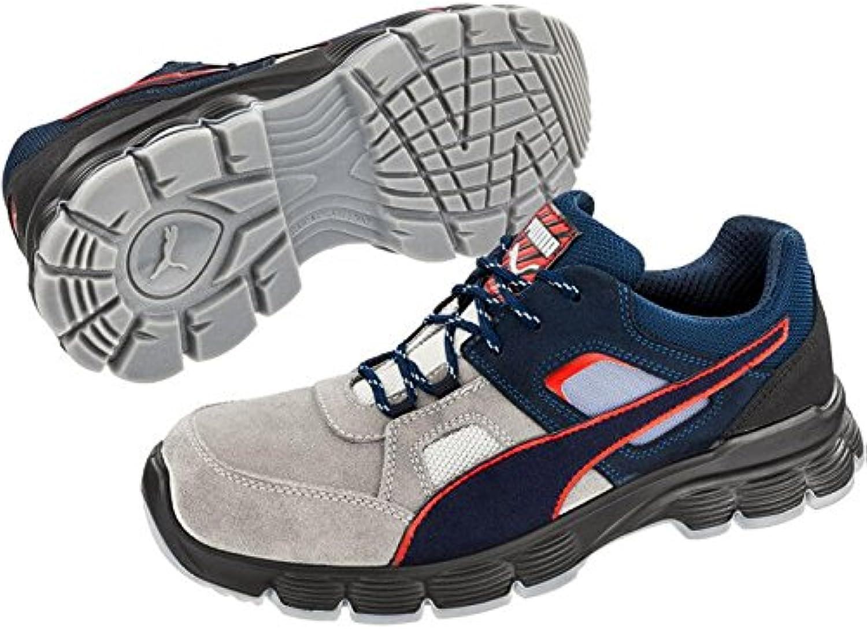Puma 640661 – 353 – 44 Aerospace – Zapatos de seguridad Low S1P ESD SRC Tamaño 44