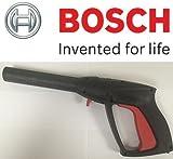 Bosch Genuine Trigger Handle (To Fit: Bosch AQT 35-12, AQT 37-13, AQT 40-13 & AQT 42-13 High Pressure Washers) c/w STANLEY KeyTape + Cadbury Chocolate Bar by Bosch