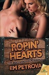 Ropin' Hearts by Em Petrova (2015-06-09)