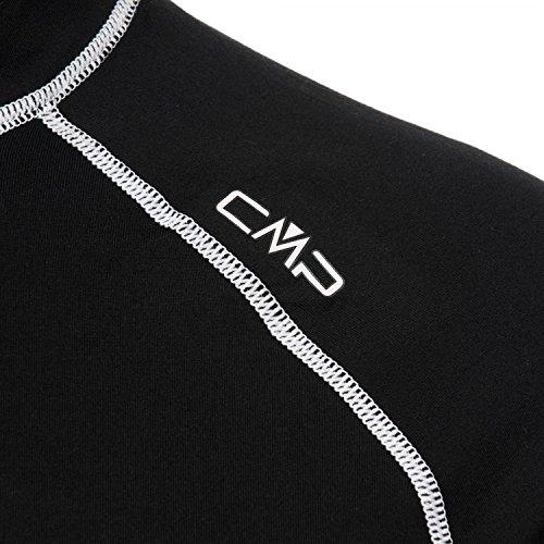 CMP - Top à manches longues - Femme Blanc - Bianco