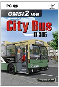 OMSI City Bus 0305 - OMSI 1/2 Add-on (PC DVD)
