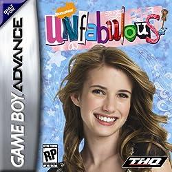 Thq Inc Unfabulous / Jeu
