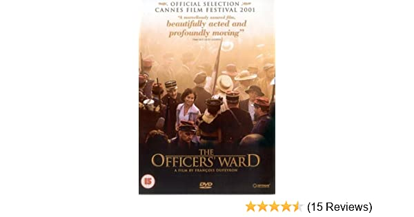 The OfficerS Ward Dvd  AmazonCoUk ric Caravaca Denis