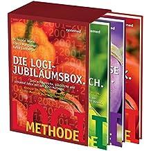 Die LOGI- Jubiläumsbox: Enthält DIE drei Standardwerke rund um die LOGI- Methode zum Jubiläumspreis